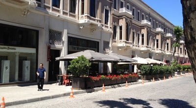 Photo of Modern European Restaurant The Winston Brasserie at Şair Nedim Cad. No:3, Istanbul, Turkey