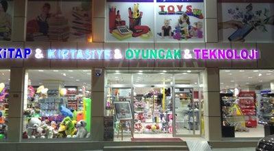 Photo of Bookstore Harf Kitap & Kırtasiye & Oyuncak at İhsaniye Mah. Tuna Cad. No:161, Nilüfer 16130, Turkey