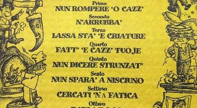 Photo of Italian Restaurant 'O Sole 'e Napule at Via Olevano Romano 67, Rome 00177, Italy