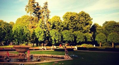 Photo of Park Ziedoņdārzs at Matīsa Iela, Rīga, Latvia