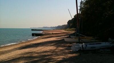Photo of Beach Lloyd Park at 799 Sheridan Road, Winnetka, IL 60093, United States