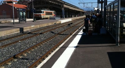 Photo of Train Station Gare SNCF de Perpignan at Place Salvador Dali, Perpignan 66000, France