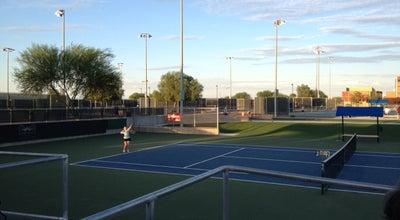 Photo of Athletics and Sports Surprise Tennis & Racquet Complex at 14469 W Paradise Ln, Surprise, AZ 85374, United States