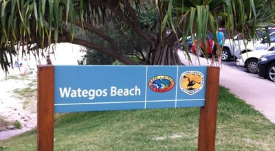 Photo of Beach Wategos Beach at Marine Parade, Byron Bay, Ne 2481, Australia