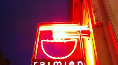 Photo of Chinese Restaurant ra'mien at Gumpendorfer Strasse 9, Vienna 1060, Austria