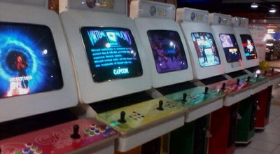 Photo of Arcade Game Station at Midway Mall, Natal 59015-900, Brazil