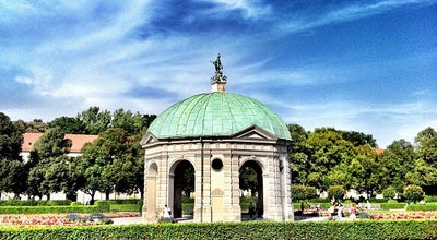 Photo of Botanical Garden Hofgarten at Odeonsplatz, Munich 80593, Germany