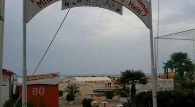 Photo of Beach Bagno Amerigo 60 at Via San Salvador, 7, Torre Pedrera 47922, Italy