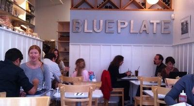Photo of American Restaurant Blue Plate at 1415 Montana Ave, Santa Monica, CA 90403, United States