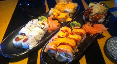 Photo of Sushi Restaurant Sekisui Pacific Rim at 4724 Poplar Ave, Memphis, TN 38117, United States