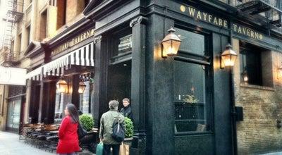 Photo of American Restaurant Wayfare Tavern at 558 Sacramento St, San Francisco, CA 94111, United States