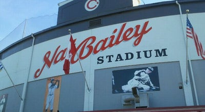 Photo of Tourist Attraction Scotiabank Field at Nat Bailey Stadium at 4601 Ontario St, Vancouver V5V 3H4, Canada