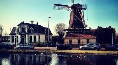 Photo of Restaurant Tuin van de Vier Windstreken at Plaszoom 354, Rotterdam 3062 CL, Netherlands