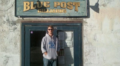 Photo of Nightclub The Blue Post at 15 S Water St, Wilmington, NC 28401, United States