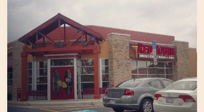Photo of American Restaurant Red Robin Gourmet Burgers at 1238 Putty Hill Ave, Towson, MD 21286, United States