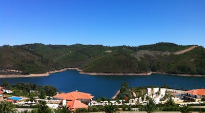 Photo of Lake Lago Azul at Ferreira do Zezere, Portugal