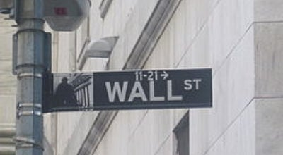 Photo of Monument / Landmark Wall Street at Wall St, New York, NY 10005, United States
