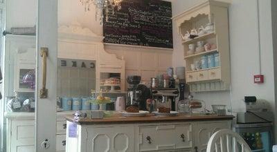 Photo of Cafe The Lavender Tea House at 5 Church Street, Folkestone CT20 1SE, United Kingdom
