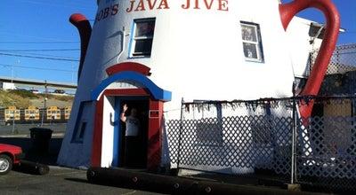 Photo of Tourist Attraction Bob's Java Jive at 2102 S Tacoma Way, Tacoma, WA 98409, United States