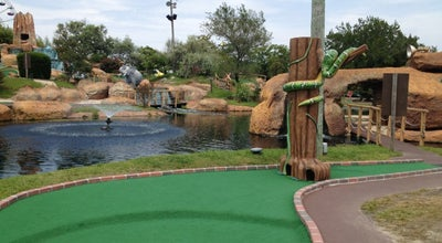 Photo of Mini Golf Jolly Roger Jungle Golf at Ocean City, MD, United States