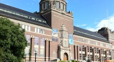 Photo of Museum Naturhistoriska riksmuseet at Frescativägen 40, Stockholm 114 18, Sweden
