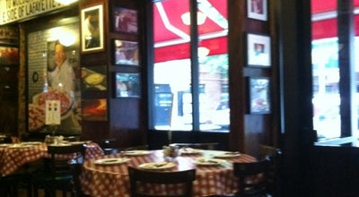 Photo of Italian Restaurant Lombardi's at 32 Spring St, New York, NY 10012, United States