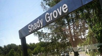 Photo of Subway Shady Grove Metro Station at 15903 Somerville Dr, Rockville, MD 20855, United States