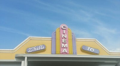 Photo of Tourist Attraction Zephyrhills Cinema 10 at 6848 Gall Blvd., Zephyrhills, FL 33542, United States