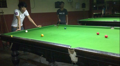 Photo of Pool Hall Pusat Snooker Centre at Bangunan Persatuan Bola Sepak Pekan, Pekan 26600, Malaysia