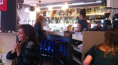 Photo of Modern European Restaurant Cafe Bosco at Eerste Constantijn Huygensstraat 9, Amsterdam 1054 BN, Netherlands