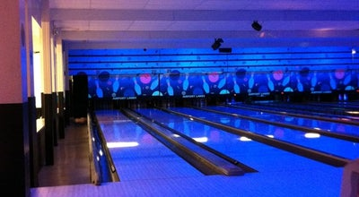 Photo of Bowling Alley Airport Lanes at 190 E Airport Blvd, Sanford, FL 32773, United States