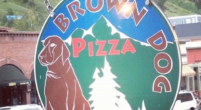 Photo of Pizza Place Brown Dog Pizza at 110 E Colorado Ave, Telluride, CO 81435, United States