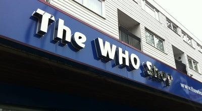 Photo of Toy / Game Store The Who Shop & Museum at 39-41 Barking Rd., Upton Park E6 1PY, United Kingdom