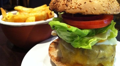 Photo of American Restaurant Gourmet Burger Kitchen at 102 Baker Street, London W1U 6TL, United Kingdom
