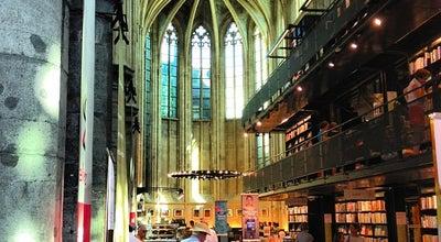 Photo of Monument / Landmark Boekhandel Dominicanen at Dominikanerkerkstraat 1, Maastricht 6211 CZ, Netherlands