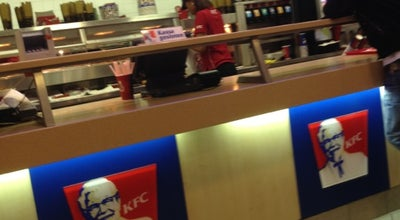 Photo of Fried Chicken Joint KFC at West Kruiskade 46, Rotterdam 3014 AT, Netherlands