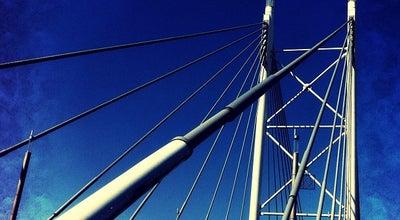 Photo of Bridge Nelson Mandela Bridge at Johannesburg 2001, South Africa