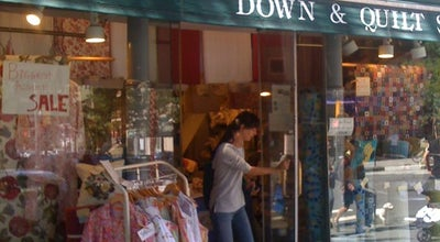 Photo of Other Venue Down & Quilt Shop at 527 Amsterdam Ave, New York, NY 10024