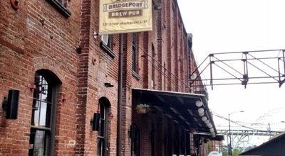 Photo of American Restaurant BridgePort BrewPub & Bakery at 1313 Nw Marshall St, Portland, OR 97209, United States
