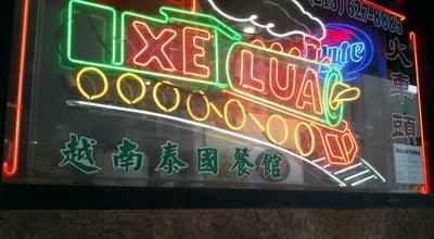 Photo of Asian Restaurant Pho Xe Lua Viet Thai Restaurant at 907 Race St, Philadelphia, PA 19107, United States