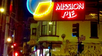 Photo of American Restaurant Mission PIe at 2901 Mission St, San Francisco, CA 94110, United States