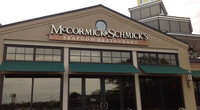 Photo of American Restaurant McCormick & Schmick's Seafood - Baltimore at 711 Eastern Avenue, Baltimore, MD 21202, United States