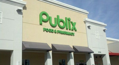 Photo of Supermarket Publix at 32765 Eiland Blvd, Zephyrhills, FL 33545, United States