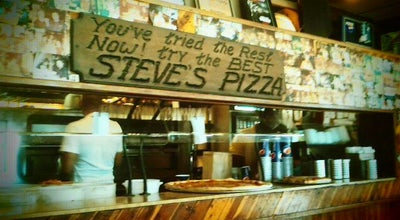 Photo of Pizza Place Steve's Pizza at 12101 Biscayne Blvd, North Miami, FL 33181, United States