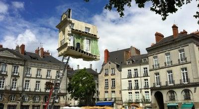 Photo of Plaza Place du Bouffay at Place Du Bouffay, Nantes 44000, France