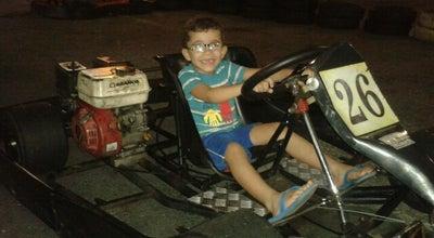 Photo of Go Kart Track Elder Racing Kart - Indoor at Estacionamento Do Hiper - Bessa, João Pessoa 58000-000, Brazil