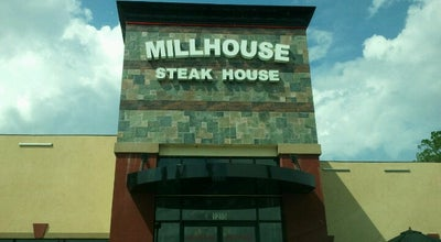 Photo of American Restaurant Millhouse Steakhouse Kingsland at 1215 E King Ave, Kingsland, GA 31548, United States