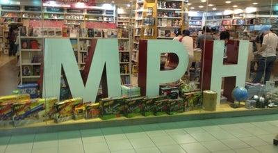 Photo of Bookstore MPH Bookstore at Kinta City Shopping Centre, Ipoh 34100, Malaysia
