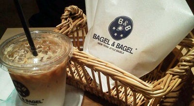 Photo of Restaurant Bagel & Bagel at 西区高島2-16-1 横浜ルミネ1f, Yokohama 220-0011, Japan