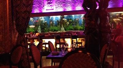 Photo of Japanese Restaurant Teak on the Hudson at 16 Hudson Place, Hoboken, NJ 07030, United States